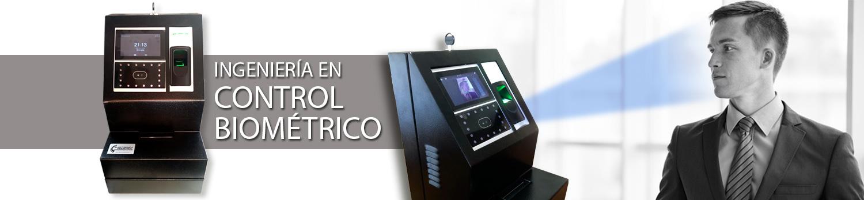 Control Biométrico