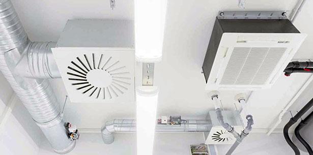 Control Centralizado Climatización y Ventilación