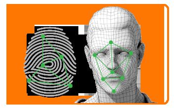 Sistemas Biométricos: Huella y Facial