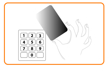 Sistema de Contraseña y Tarjeta RFID