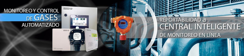 Monitoreo y Control de Gases Automatizado